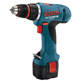 Bosch 32609 9.6-Volt Ni-Cad 3/8-Inch Cordless Drill/Driver Kit