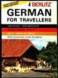 img - for Berlitz German for Travellers book / textbook / text book