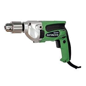 Hitachi D13VF 9 Amp 1/2-Inch Drill