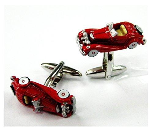Tailor B Gemelli Morgan 3D, a forma di automobile, vintage