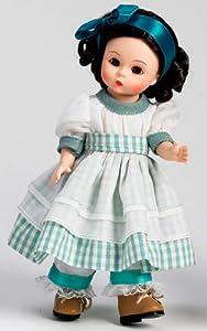 """Madame Alexander Dolls, 8"""" Meg, Little Women Collection"""