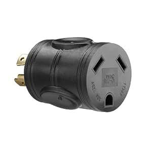 Amazon.com: PowerFit PF922011 120 to 240-volt 4-Prong 20