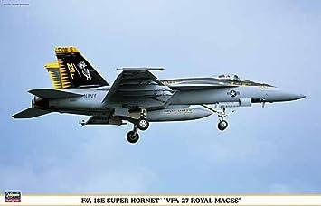 Maquette avion: F/A-18E VFA-27 - Royal Maces