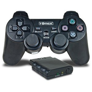 Hyperkin New Playstation 3 SX-3 Wireless Controller Ultra-Responsive Dual Analog Sticks Directional Pad Black