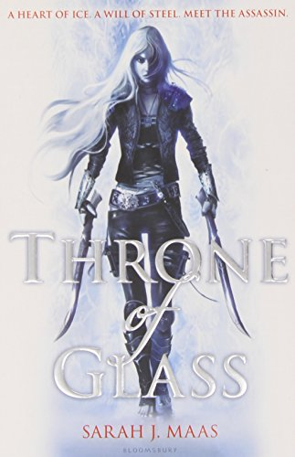 Throne of Glass (Throne of Glass, #1)  - Malaysia Online Bookstore