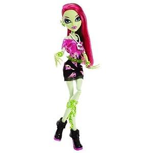 Monster High Music Festival Venus McFlytrap Doll