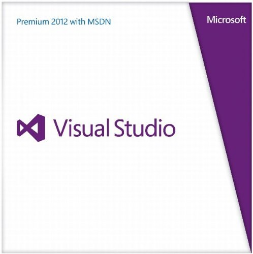 Visual Studio Premium with MSDN 2012