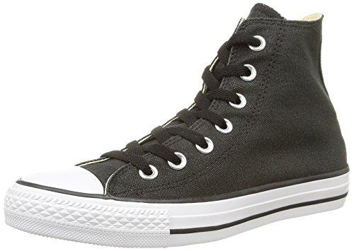 Converse - Ct Coat Wash Hi, Sneakers Alte Unisex, nero, 38