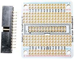 Adafruit Industries - 1171 - Breadboard Pcb Kit, Perma-Proto Raspberry Pi