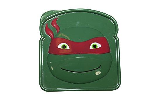 Nickelodeon Teenage Mutant Ninja Turtles Sandwich Sav'r, Red