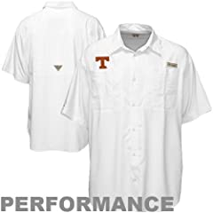 NCAA Tennessee Volunteers Collegiate Tamiami Shirt by Columbia