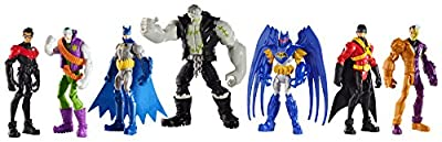 "DC Comics Batman 4"" Figure (7-Pack) by Mattel"