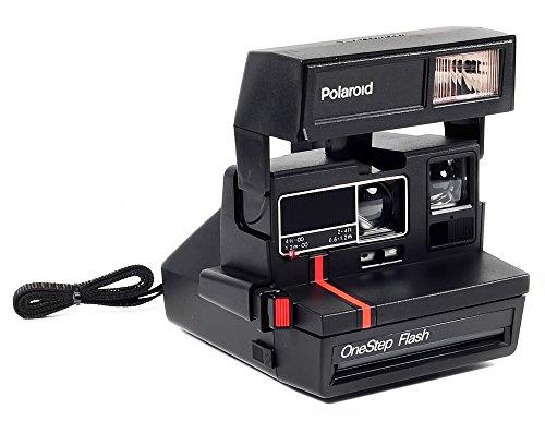 Vintage Polaroid One Step Flash Camera 1