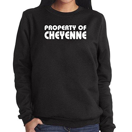 Felpa da Donna Property of Cheyenne