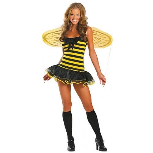 ウイング付き♪蜜蜂 コスチューム