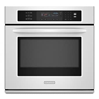 Kitchenaid Architect Countertop Oven Amazon : appliances wall ovens single wall ovens