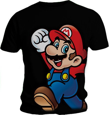 Official T Shirt SUPER MArio