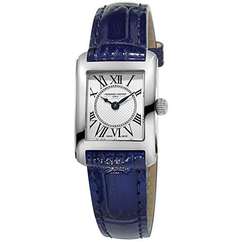 frederique-constant-classics-carree-femme-bracelet-cuir-crocodile-bleu-saphire-quartz-montre-fc-200m