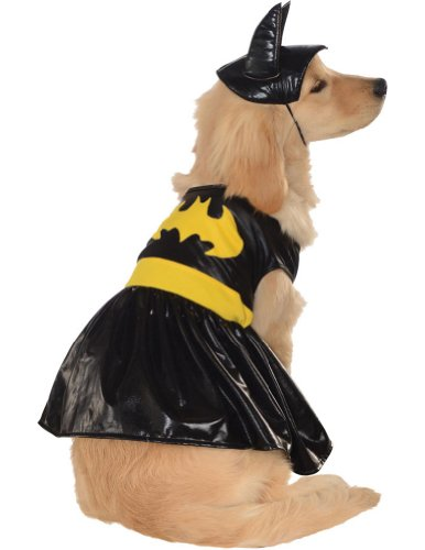 Extra Large - Cat & Dog Costume Batgirl Xl