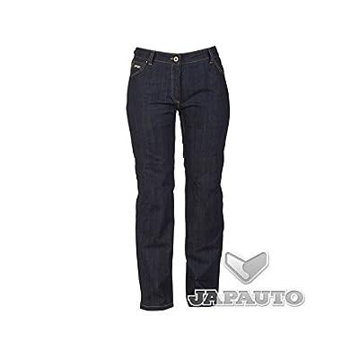 FURYGAN Jean Lady - Pantalon Moto en Jean pour Femme