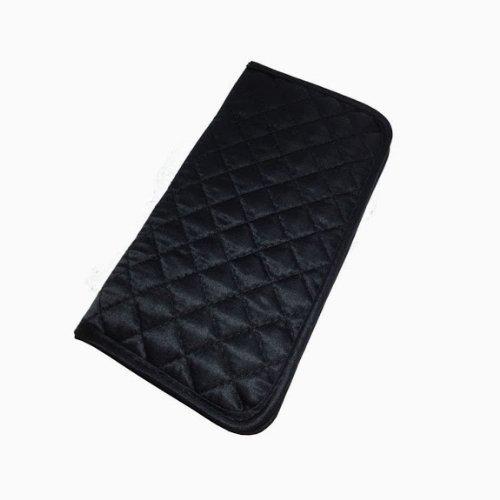naraya-handmade-ladies-purse-soft-wallet-black-satin-fabric