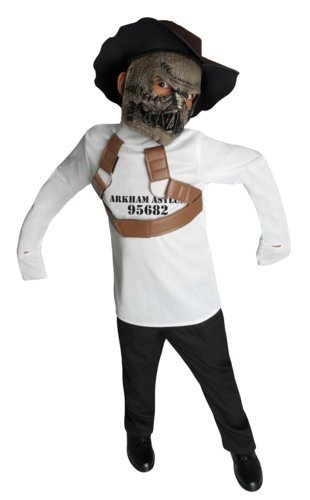 DC Super Villain Collection Scarecrow Straight Jacket Costume