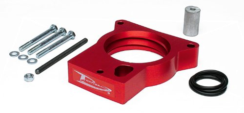 aFe Power 46-33011 Silver Bullet Throttle Body Spacer for Ford F-150 Raptor 2010-2011 V8-6.2L
