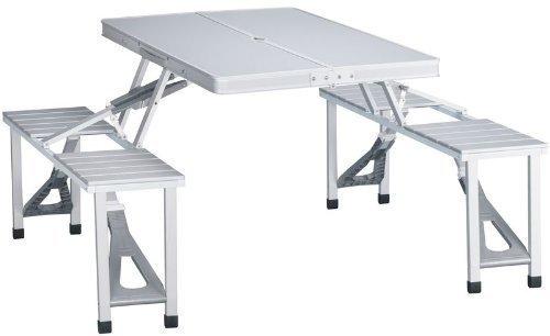 Alu-Campingtisch-136x865cm-faltbar-zum-Tragekoffer-Aluminium-Picknick-Tisch-sehr-stabil