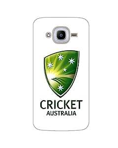 GripIt Australian Cricket Board Back Cover for Samsung Galaxy J2 Pro