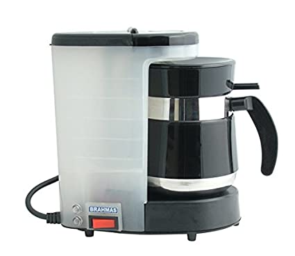 Brahmas Coffee Maker with FREE STAINLESS STEEL TUMBLER
