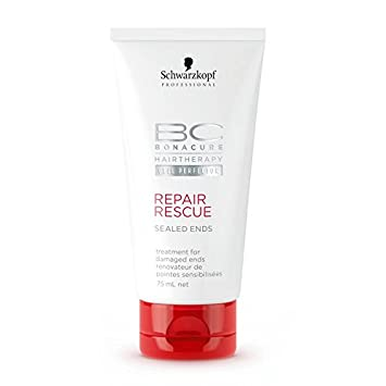 Schwarzkopf Bonacure Repair Sealed Ends (2.6 oz) Colors may vary