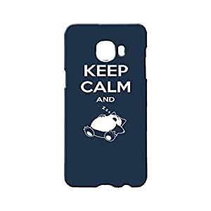 BLUEDIO Designer Printed Back case cover for Samsung Galaxy C7 - G8138