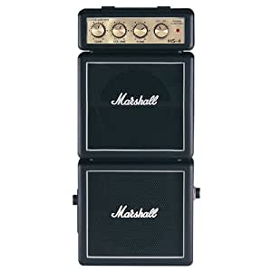 marshall ms4 mini micro full stack battery amplifier musical instruments. Black Bedroom Furniture Sets. Home Design Ideas