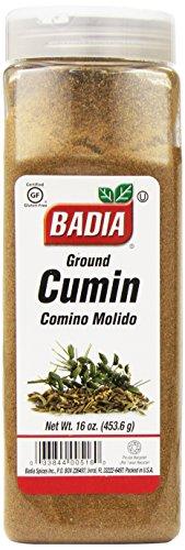 Badia Spices inc Spice, Cumin Seed Ground, 16-Ounce