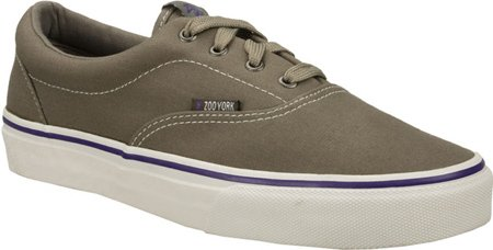 Zoo York Men's Middletown Sneaker,Grey/Purple,14 M US