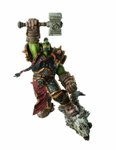 Picture of Diamond Comics World of Warcraft: Premium Series 2: Orc Warchief: Thrall Action Figure (B002EQAP7G) (Diamond Comics Action Figures)