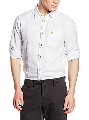 Springfield Camisa Hombre (Blanco)