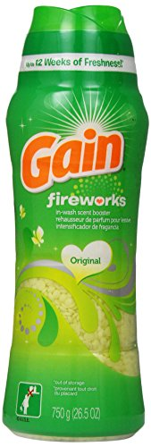 Gain Fireworks In-Wash Original Scent Booster 26.5 Oz