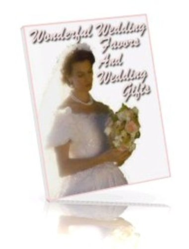 Wedding Favors And Wedding Gifts
