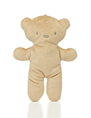 Flat Brown Bear Toy