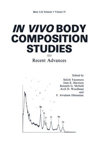 In Vivo Body Composition Studies: Recent Advances (Basic Life Sciences)