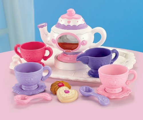 Fisher-Price Magical Tea For Two Toy, Kids, Play, Children front-730328
