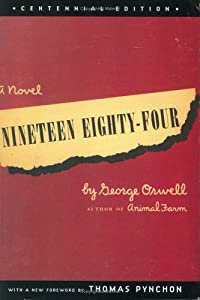 Cover of &quot;Nineteen Eighty-Four&quot;