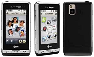 Verizon LG Dare VX9700 No Contract 3G Camera Touchscreen MP3 Cell Phone
