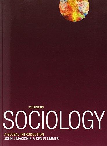 Sociology:A Global Introduction