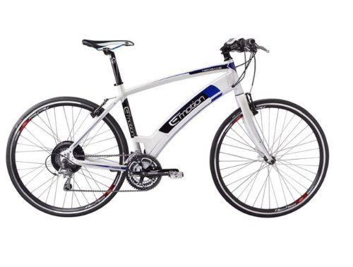 Emotion Neo Racing - Electric Bicycles (White)