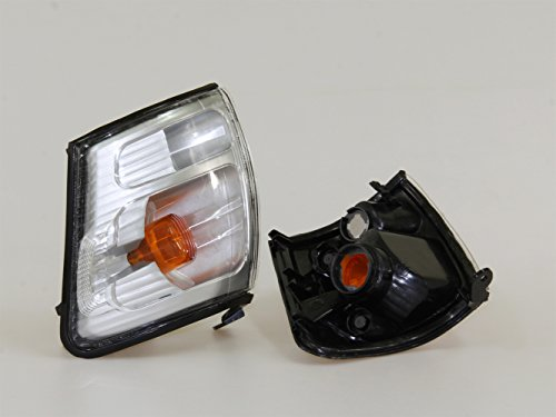 NEW INDICATOR CORNER LIGHT TURN SIGNAL SET LEFT RIGHT FOR TOYOTA HILUX LN166 D4D (Toyota Hilux Ln166 compare prices)
