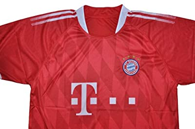 Bayern Munich Home Jersey Size Large