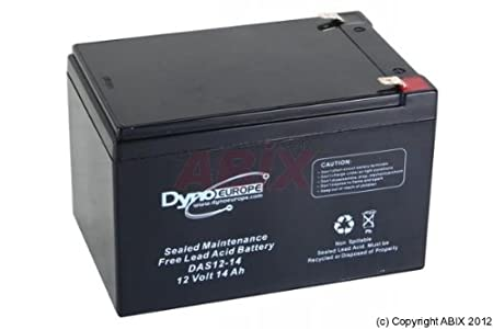Batterie au plomb 12v 14 ah