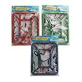 1 Pieces Of 24-Peg Laundry Hanger - 3 Assorted Color (Random Selection)
